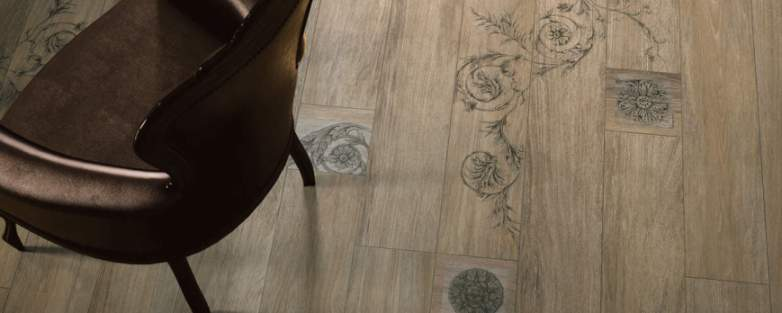 PARQUET IN GRES PORCELLANATO